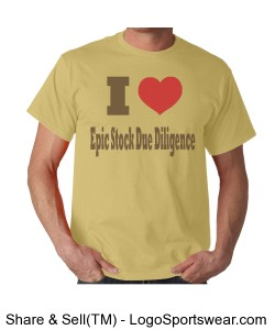 I Heart Epic Stock Due Diligence Design Zoom