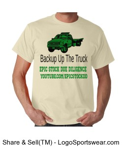 Back Up The Truck Design Zoom